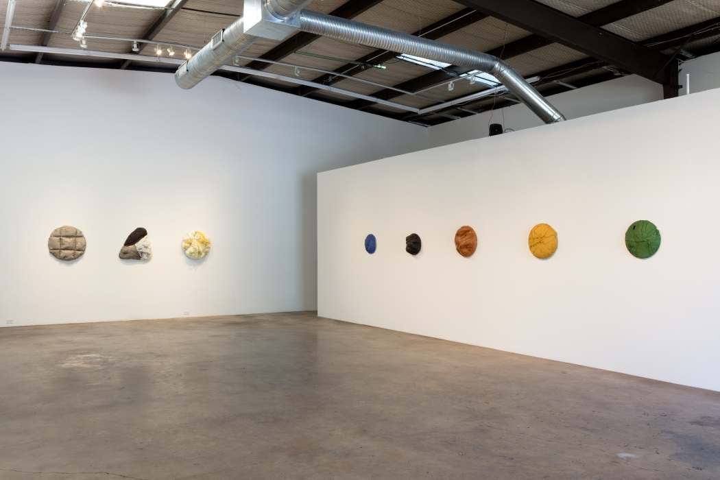 Installation view // Erin Cluley Gallery