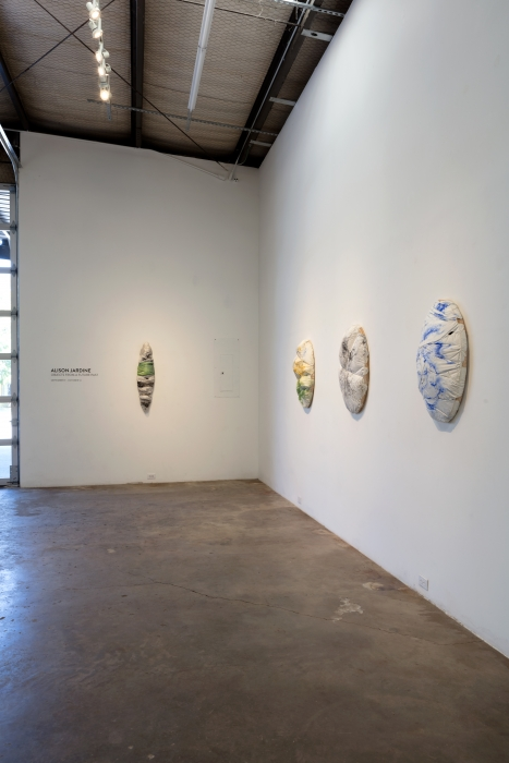 Installation view // Erin Cluley Gallery
