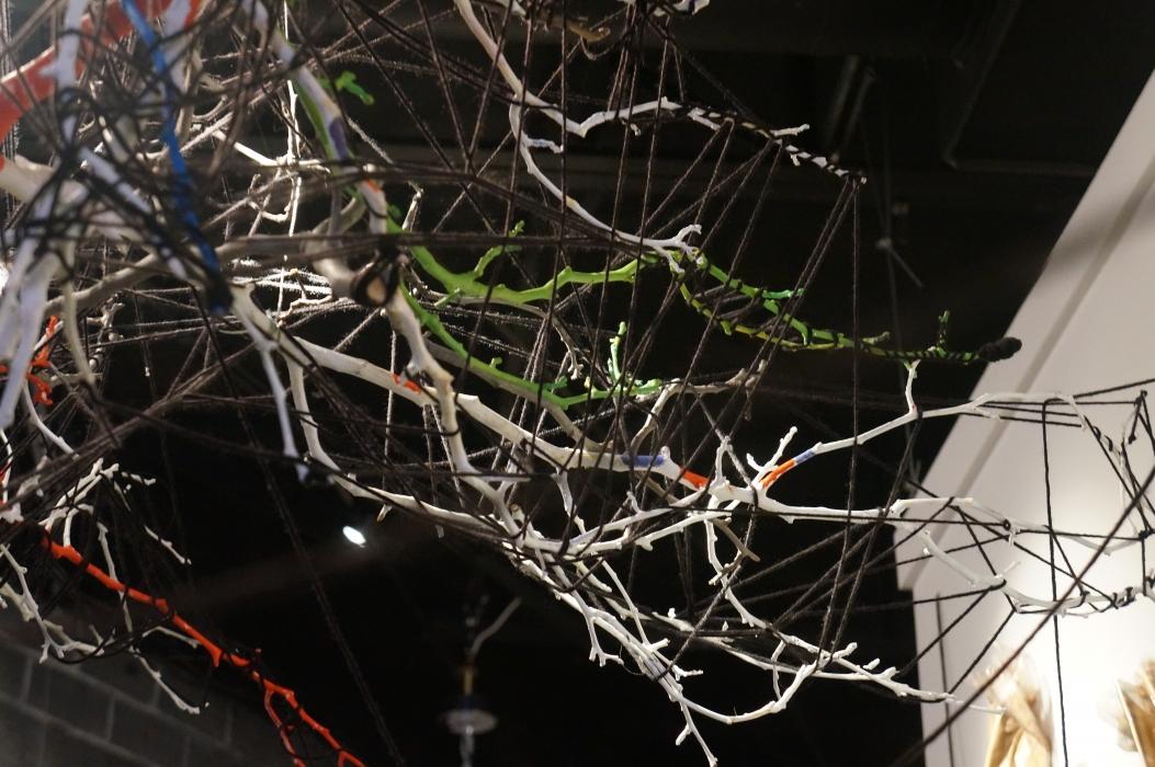 SNAG - through the branches