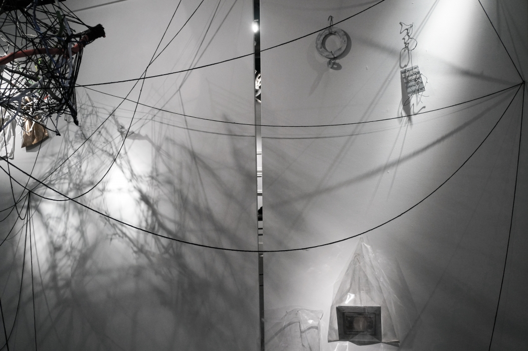SNAG - mapping space between people and their architecture