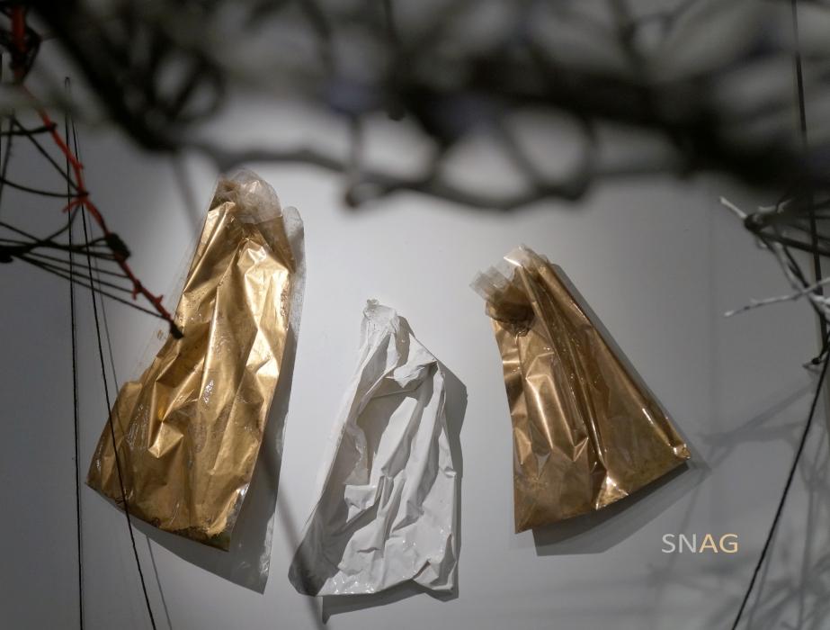 SNAG - we worship precious bags of gold, representing the sun