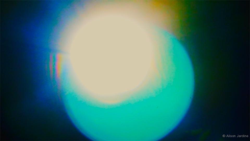 Adoration of the Sun III