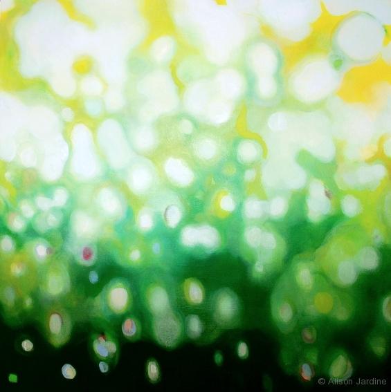 Sunlight Abstraction III (painting)