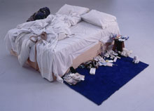 "Tracy Emin's ""My Bed"""