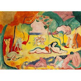 Matisse, Joy of Life, 1905-6
